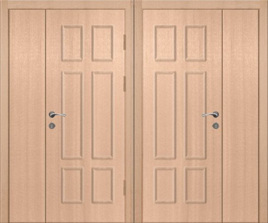 Большая металлическая дверь - 15-34