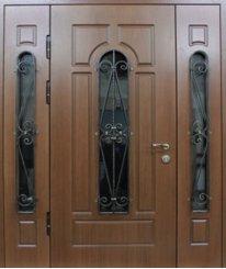 Входная металлическая дверь - 15-37