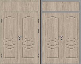 Входная металлическая дверь - 15-46