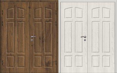 Входная металлическая дверь - 15-48