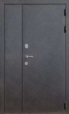 Большая металлическая дверь - 15-51
