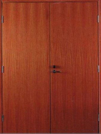 Большая металлическая дверь - 15-56