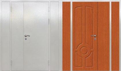 Входная металлическая дверь - 15-61