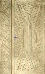Входная металлическая дверь - 15-66