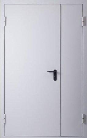 Большая металлическая дверь - 15-71