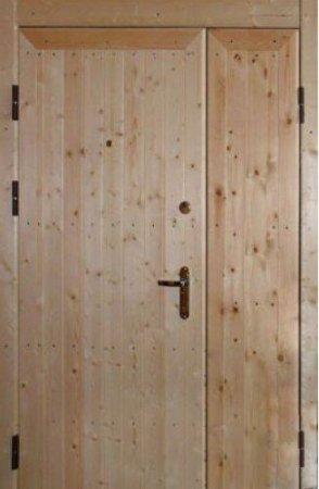 Большая металлическая дверь - 15-72