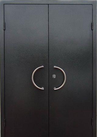 Большая металлическая дверь - 15-75