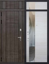 Входная металлическая дверь - ДВ-017