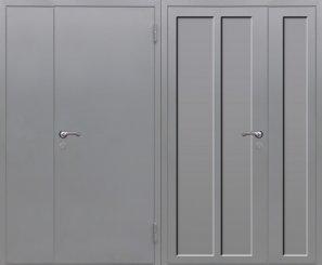 Входная металлическая дверь - 16-12
