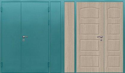 Входная металлическая дверь - 16-13