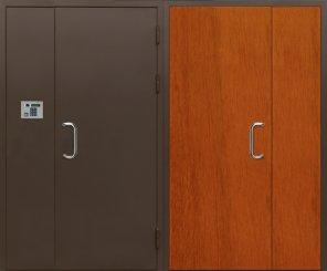 Входная металлическая дверь - 16-19