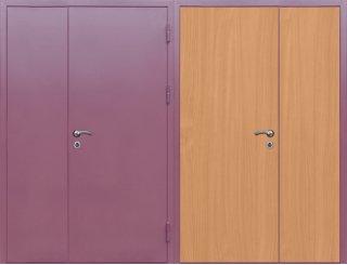 Входная металлическая дверь - 16-22