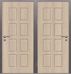 Входная металлическая дверь - 16-54