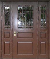 Входная металлическая дверь - 16-56