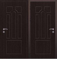 Входная металлическая дверь - 16-58