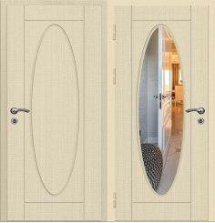 Входная металлическая дверь - 16-59