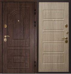Входная металлическая дверь - 16-64