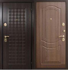 Входная металлическая дверь - 16-65