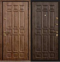 Входная металлическая дверь - 16-68