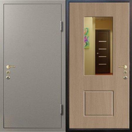 Входная металлическая дверь - ДВ-012