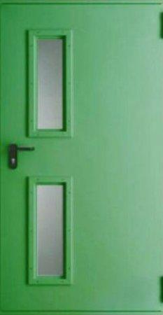 Входная металлическая дверь - ДВ-009
