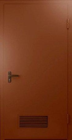 Входная металлическая дверь - ДВ-002