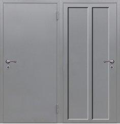 Входная металлическая дверь - ДЧ-001