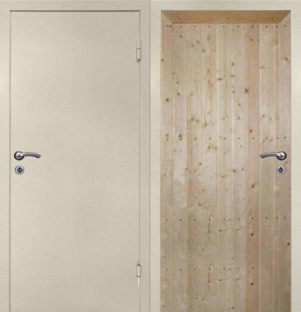 Входная металлическая дверь - ДЧ-003