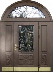 Входная металлическая дверь - Баллада