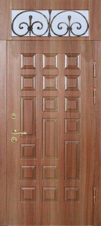 Входная металлическая дверь - КТ-025