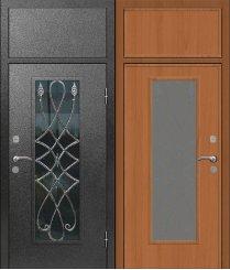 Входная металлическая дверь - СТР-012