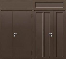 Входная металлическая дверь - ТБ-006