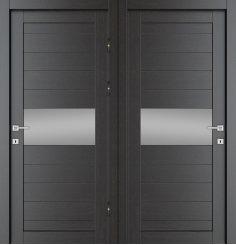 Входная металлическая дверь - УД-009