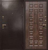 Входная металлическая дверь - ДВ-034