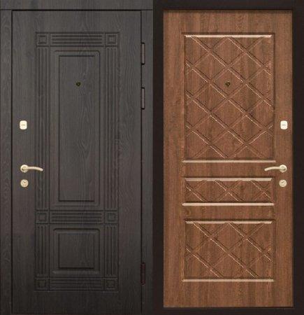 Входная металлическая дверь - ДВ-035
