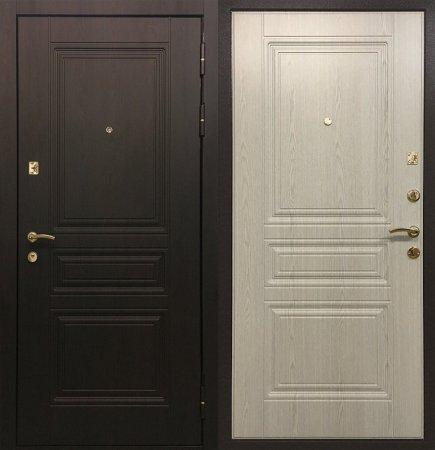 Входная металлическая дверь - ДВ-037